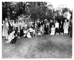 Cosmopolitan Club Picnic Group Photo
