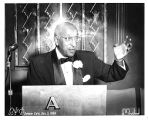 Dr. Clarence Holmes Addresses the Omega Psi Phi Fraternity