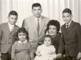 Tony Lucero family