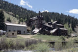 Fluorspar Mill, 4UR Ranch