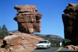 Balanced Rock, Garden of the Gods, Colorado Springs, Colo.