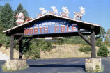 North Pole Entry, Cascade, Colo.
