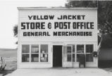 Yellow Jacket Store & Post Office, Yellow Jacket, Colo.