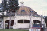 Elitch Gardens carousel building