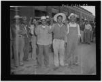 Mexican workers recruited and brought to the Arkansas Valley, Colorado, Nebraska and Minnesota