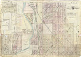 Baist's real estate atlas of surveys of Denver, Col. (Plate 21)