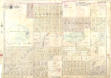 Baist's real estate atlas of surveys of Denver, Col. (Plate 25)