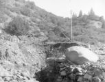 Placer mining near Rich.