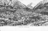 Ouray, Colo., looking south