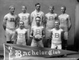Rifle Bachelors' Club basketball team