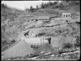Unidentified mine, Boulder County