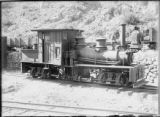 Gilpin Tramway shay locomotive no. 1