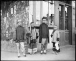 Los Angeles, Cal. children of Chinatown