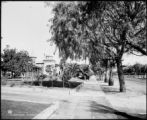 Pasadena, Cal., residence on Orange Grove Ave.