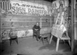 A. Swenson sign painter