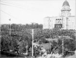 Memorial service for President William McKinley