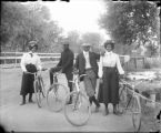 Bicycle riders
