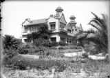 Hollywood residence of Paul de Longpre