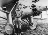 Lindbergh winner of the first peacetime Congressional Medal of Honor and Distinguished Flying Cross