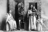 Sioux Chief Long Wolf and family Buffalo Bill's Wild West