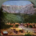 The Horseshoe, from West Ouray, Colorado