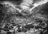 Ouray looking S. E.