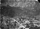 View of Ouray looking east