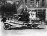 B. P. O. E. Float, Ouray, Colo., July 4, '23