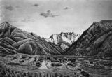 Parrott City, County Seat of La Plata County, Colo., June, 1881