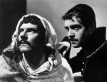 "Walter Huston as Othello, Kenneth McKenna as Iago in ""Othello"" Central City Opera House,..."