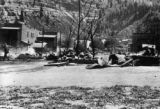 Fire debris, Ouray