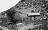 Wathen Ranch Home Stout, Colorado, the little house which they built when they rented the ranch