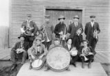 The first Jackson County Band