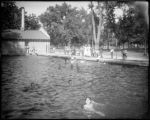 Childrens public swimming pool, Lincoln Park, Denver