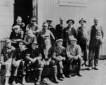 Staff of Sunnyside Mine San Juan County, Colorado