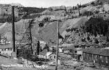 Cresson gold mine - Cripple Creek - Colo.
