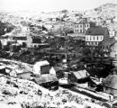 Central City after 1st fire of 1874