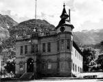 Elks hall, Ouray