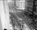 Parade for Charles A. Lindbergh