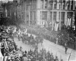 Early Military Parade in Denver