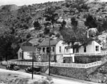 Mrs. J.B. Cosgriff's house, upper Eureka Street, 1932, Central City, Colorado