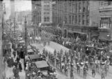 WWI - Parade in Denver