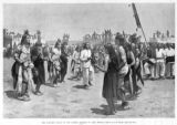The harvest dance of the Pueblo indians of New Mexico