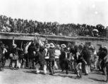 Pueblo Indians, social life & customs, games