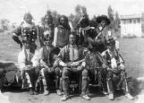 Southern Ute & boy that was shot
