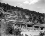 Cliff dwellings, Manitou, Colo.