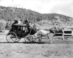 Original Spearfish - Deadwood stagecoach