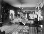 Palace of the Governors, Santa Fe, New Mexico, During the incumbency of Governor L. Bradford...