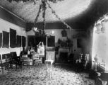 Palace of the Governor's Santa Fe, New Mexico During the incumbency of Governor L. Bradford Prince...