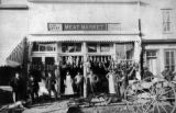 Pearsall's meat market